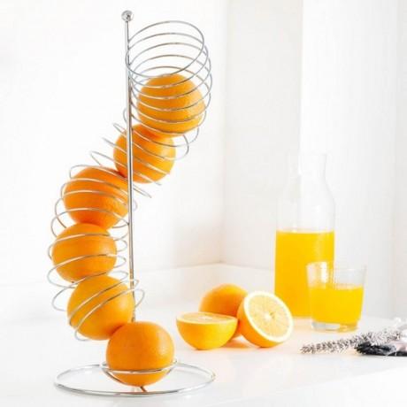 Спираловидна купа за плодове