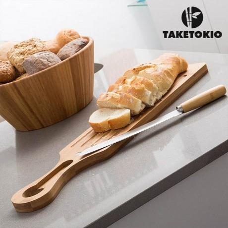 Дъска за Рязане на Хляб TakeTokio