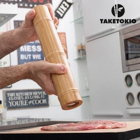 Мелничка от бамбук TakeTokio