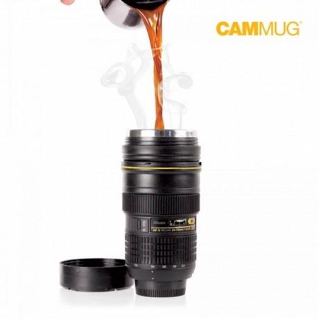 Вакуумна чаша обектив Cammug