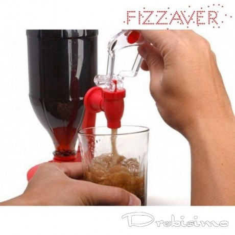 Fizzaver - диспенсър за напитки