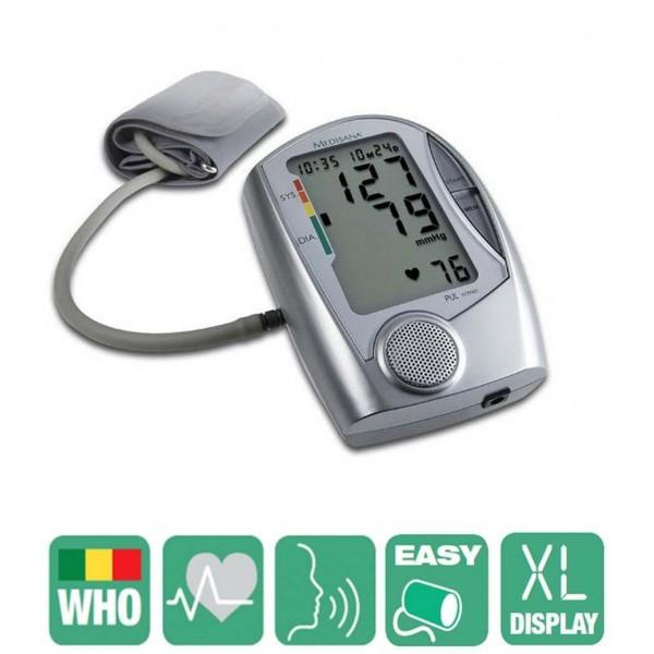Говорещ апарат за измерване на кръвно налягане Medisana..