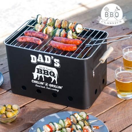 Барбекю на въглища Dad's BBQ Classics