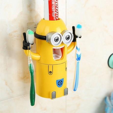 Дозатор за паста за зъби - миньон