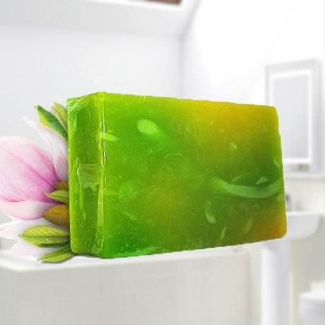 Ръчно изработен сапун с магнолия