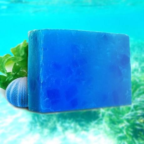 Ръчно изработен сапун с водорасли