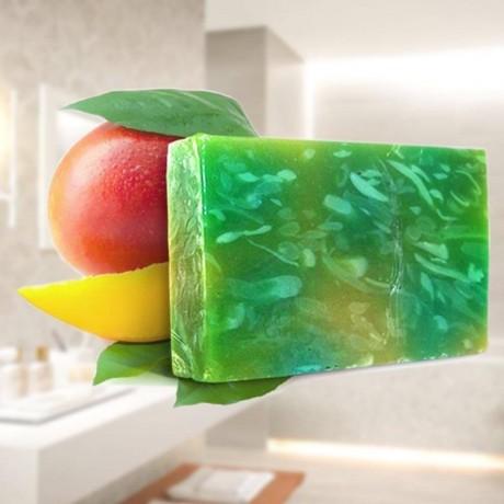Ръчно изработен сапун с манго