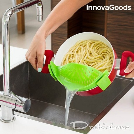 Силиконов Гевгир InnovaGoods Kitchen Foodies