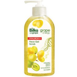 Bilka Grape Energy Hyaluron+ Face Gel Scrub