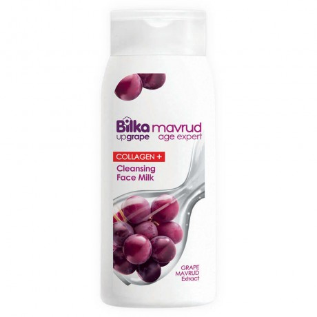 Bilka UpGrape Mavrud Age Expert Collagen + Cleasing Face Milk