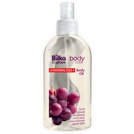 Bilka UpGrape 6 Natural Oils + Body Oil
