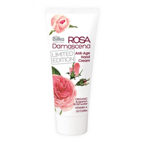 Bilka Collection Rosa Damascena Anti-Age Hand Cream