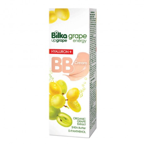 Bilka Grape Energy Hyaluron + BB Cream