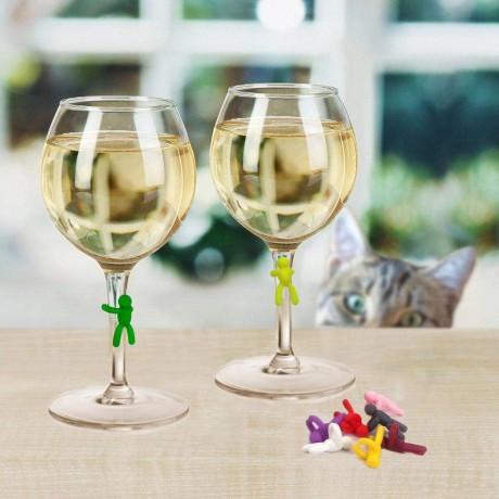Отличителни знаци за винени чаши