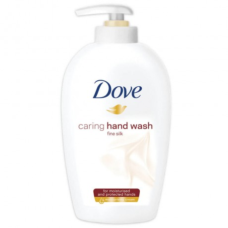 Dove Fine Silk Caring Hand Wash