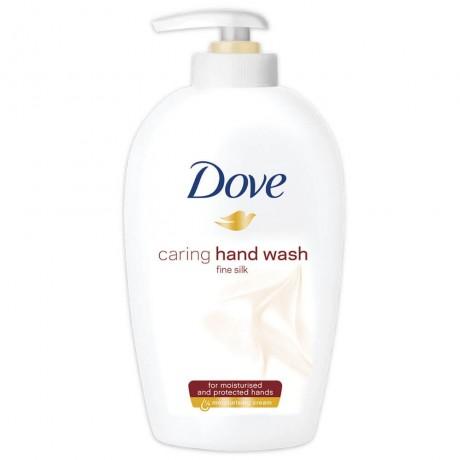Dove Fine Silk Caring Hand Wash