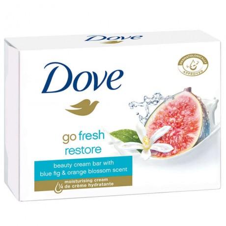Dove Go Fresh Restore whit Blue Fig & Orange Blossom Scent Soap