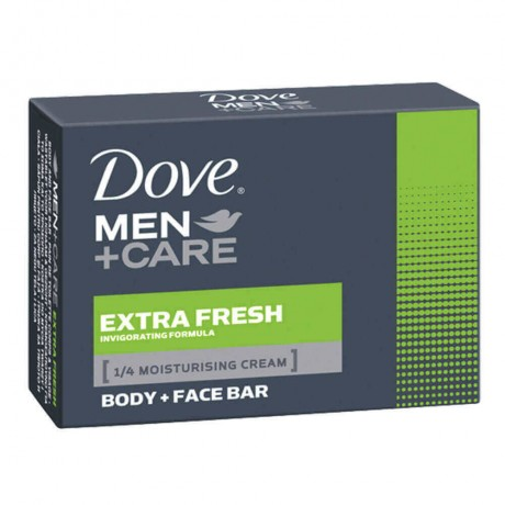 Dove Men + Care Extra Fresh Body & Face Bar