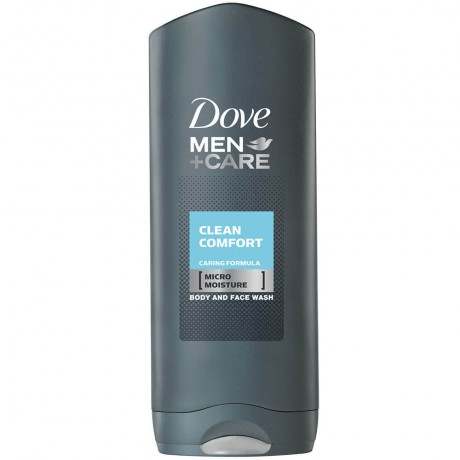 Dove Men + Care Clean Comfort Body & Face Wash