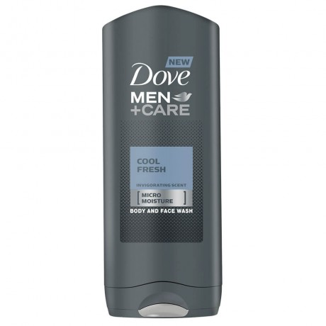 Dove Men + Care Cool Fresh Body & Face Wash