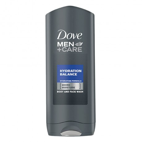 Dove Men + Care Hydration Balance Body & Face Wash