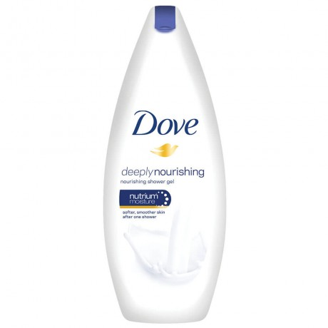 Dove Deeply Nourishing Shower Gel