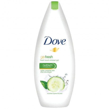 Dove Go Fresh Fresh Touch Nourishing Shower Gel