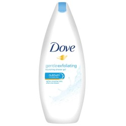 Dove Gentle Exfoliating Nourishing Shower Gel