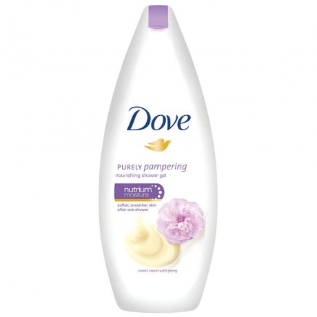 Dove Purely Pampering Sweet Cream & Peony Nourishing Shower Gel
