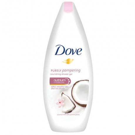 Dove Purely Pampering Coconut Milk Nourishing Shower Gel
