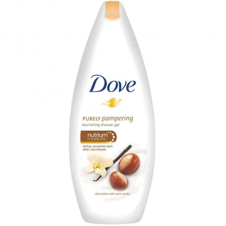 Dove Purely Pampering Shea Butter Nourishing Shower Gel
