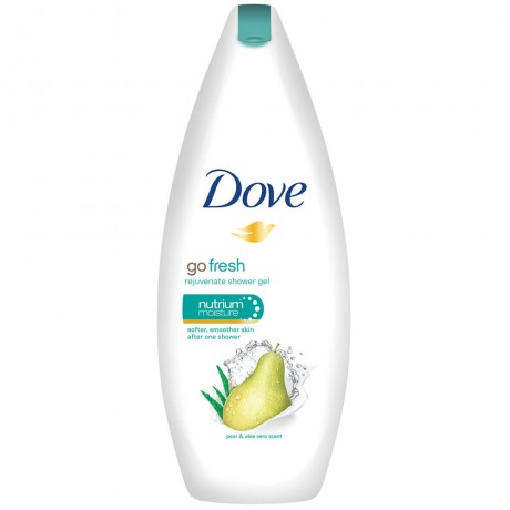 Dove Go Fresh Rejuvenate Body Wash Pear & Aloe Vera