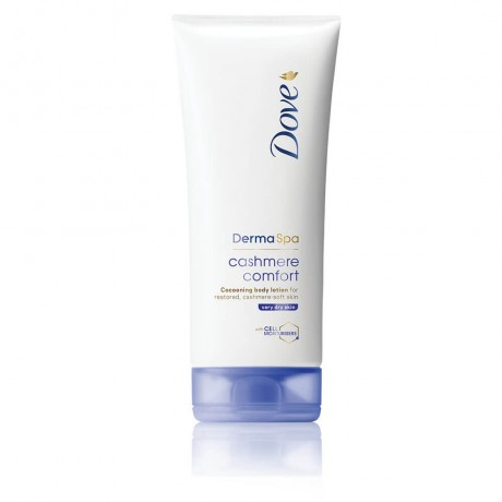 Dove Derma Spa Cashmere Comfort Body Lotion