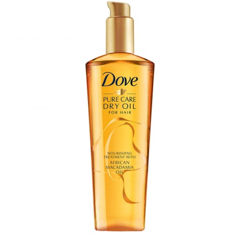 Dove Advanced Hair Series Pure Care Dry Oil Nurishing Treatment