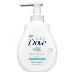 Baby Dove Head to Toe Wash Sensitive Moisture