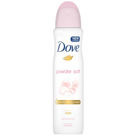 Dove Powder Soft Anti-Perspirant