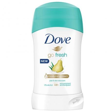 Стик дезодорант Pear Aloe vera