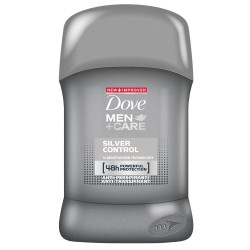 Dove Men + Care Silver Control Anti-Perspirant