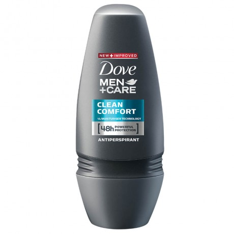 Dove Men + Care Clean Comfort Anti-Perspirant