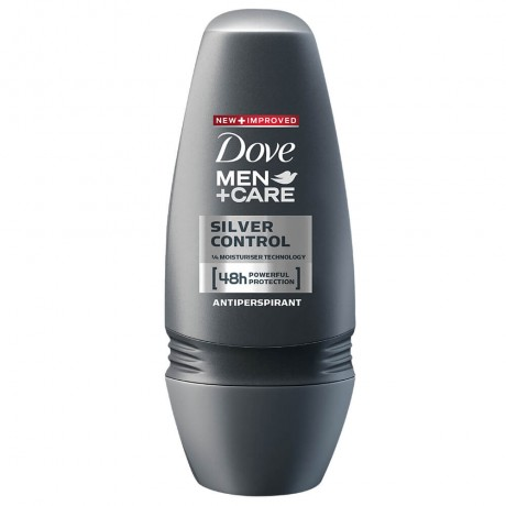Dove Men + Care Silver Controlanti-Perspirant