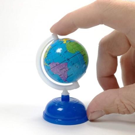 Острилка - малък глобус