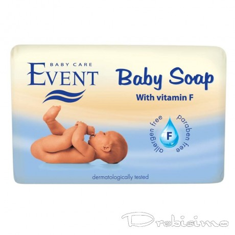 Сапун Event Baby с витамин F