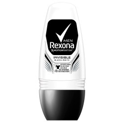 Rexona Men Invisible Black + White Anti-Perspirant