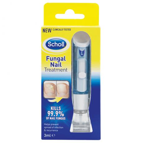 Система за премахване на гъбички по ноктите