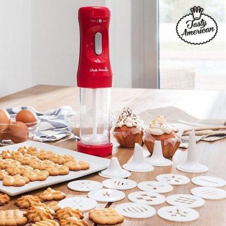 Електрически шприц за бисквити и украси