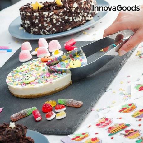 Щипка за рязане и сервиране на торти