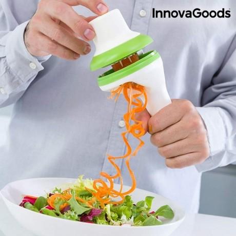 3 в 1 - резачка за зеленчуци на спирали