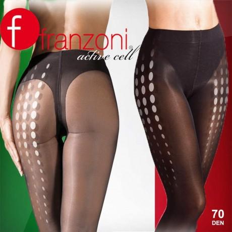 Масажиращ антицелулитен чорапогащник Franzoni Stop Cell 70