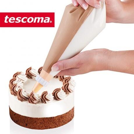 Двоен еластичен пош/шприц Tescoma от серия Delicia