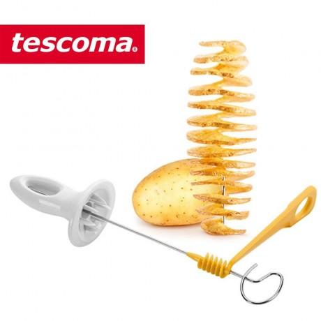 Уред за спираловидно нарязване на картофи Tescoma от серия Presto